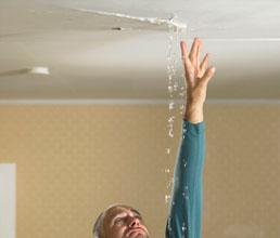 Roof Leak 1