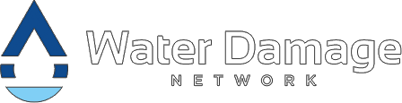 water damage network logo contact